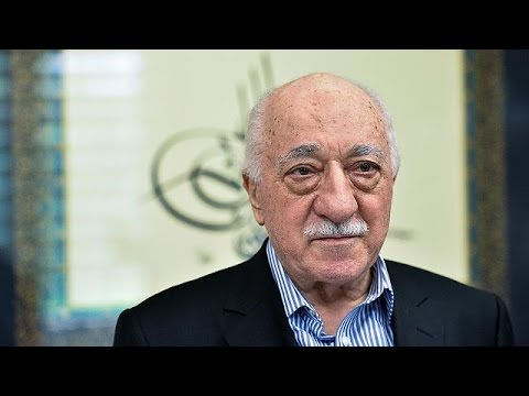 Turkey formally requests arrest of U.S.-based cleric Gulen