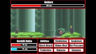 Bleach Vs Naruto Parte 1 +link del juego en la descripcion