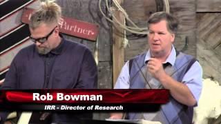 Episode 383:  Robert M. Bowman Jr.  - Director of Research, IRR  (HOTMcod20140225 www.hotm.tv)