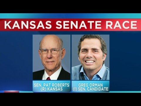Kansas Democratic Senate candidate drops out