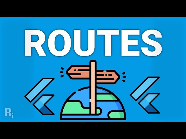Flutter Routes & Navigation – Parameters, Named Routes, onGenerateRoute