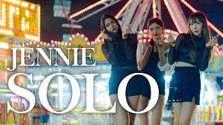 Gambar cover [KPOP IN PUBLIC] JENNIE (제니) - 'SOLO' (솔로)【Dance Cover by K★Class】