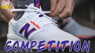 GIVEAWAY! New Balance 247 Liverpool Trainers & Away shirt