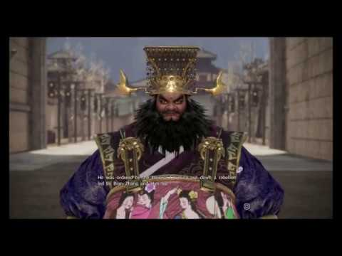DW9 - Dong Zhuo: beginning to conquer Liang province - CHAOS NO HUD RP LP 01