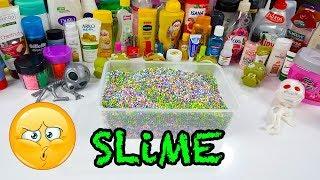 Uzaylılar Şokta! Bol Malzemos Çılgın Slime Kapışması