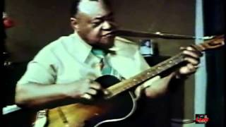 Roosevelt Sykes - Guitar Blues 1972 (live video)