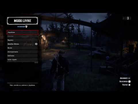 Red Dead Online 2 Caçado