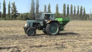 видео Оборудование для внесения удобрений «KHUN» (КУН) в Самаре