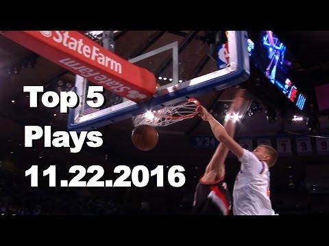 top-5-nba-plays:-11/22/16