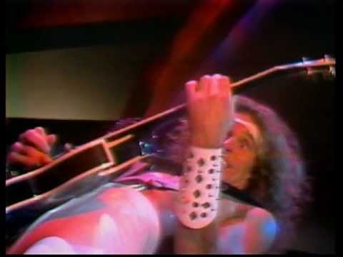 Ted Nugent - Free For All - The Midnight Special (1978)