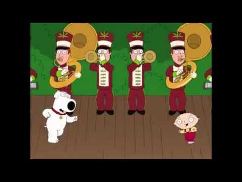 Family Guy - Brian and Stewie - Bag of Weed