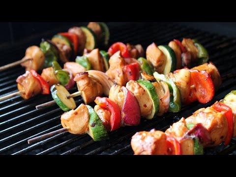 Recipe - Marinated Teriyaki Chicken Kabobs (psseasoning.com)