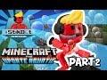 Stikbot Gaming 🎮 Minecraft - Massive Underwater Base!!! (Aquatic Update)