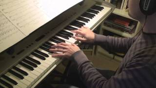 Tabarly - Music by Yann Tiersen - Piano: Rafael Zacher