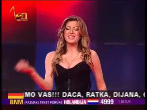 Viki Miljkovic - Hej ko to pita - (TV Bn)