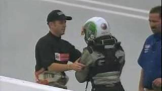 An Expensive and Emotional Day for John Force Racing