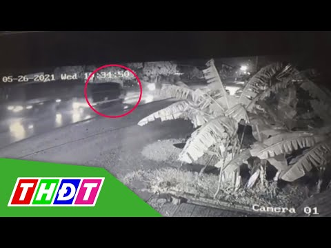 Bình Phước: Xe tải lấn làn tông trực diện xe máy, 2 người tử vong | THDT