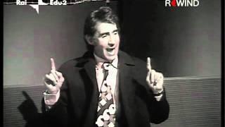 Il Sarchiapone - Walter Chiari, Carlo Campanini e Ornella Vanoni - RAI - 1974