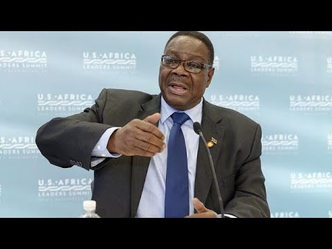 Malawi's president Mutharika to appeal court decision for fr