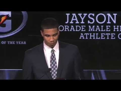 2016 Gatorade Awards Dinner Banquet