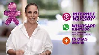 Vivo Giga Chip recebe nova campanha estrelada por Ivete Sangalo