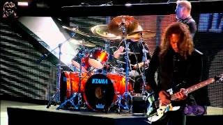 Metallica - Of Wolf and Man (LIVE Stream - VOODOO MUSIC + ART EXPERIENCE 2012)