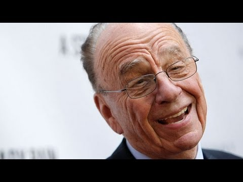 Rupert Murdoch's Twitter Account Goes Live
