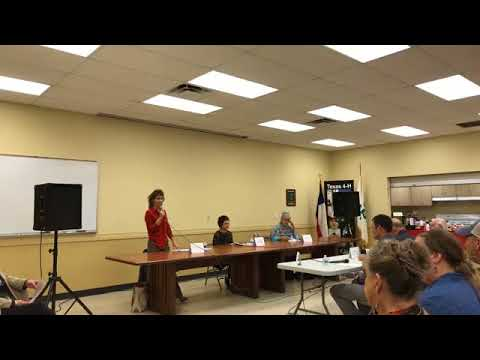 Fayette County Clerk Candidate Forum