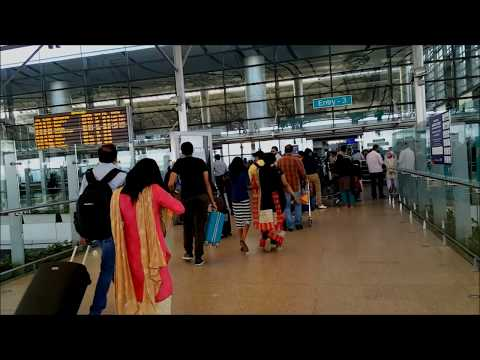 First Time Flight Journey Tips in Urdu/Hindi (Hyderabad Airport) {English Subtitles}
