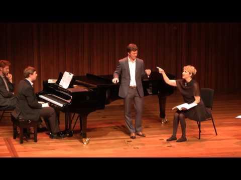 Guildhall Masterclass: Joyce DiDonato Vocal Masterclass - Dominic Sedgwick
