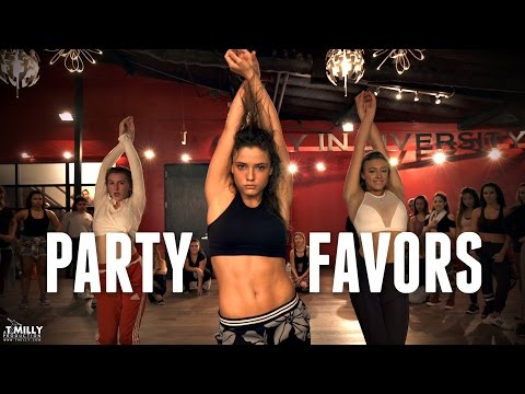 Thumbnail: Tinashe - Party Favors - Choreography by Jojo Gomez | Filmed by @TimMilgram