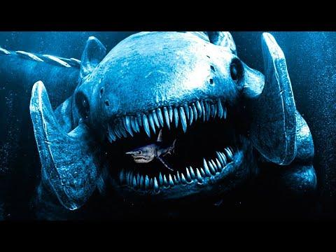 Существа из Марианской Впадины, Которые Страшнее Мегалодона