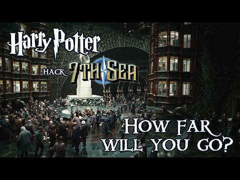 Harry Potter: How Far will you go? #1 - Hack 7th Sea