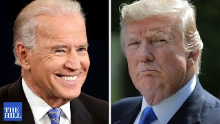 'As We Catholics Say, Oн My God': Biden Responds To Voters Who Still Don't Think He's President