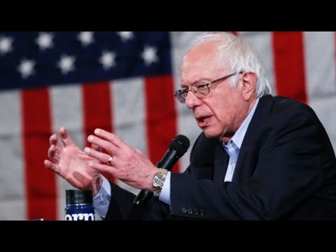 Sanders: General Electric CEO 'not telling the truth...