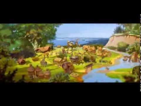 Смотреть онлайн мультфильм ролли и эльф