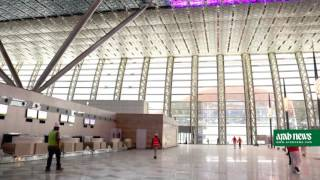 Jeddah's new King Abdulaziz Airport