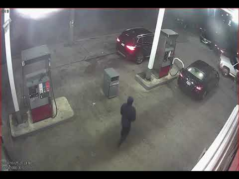 Running car stolen from Broad Street gas station: NOPD