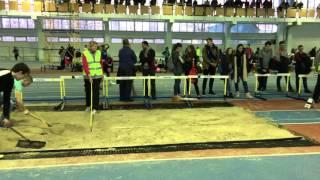 Анастасия Колотий 5,71 - Рождествен. старты 2016 в 4К