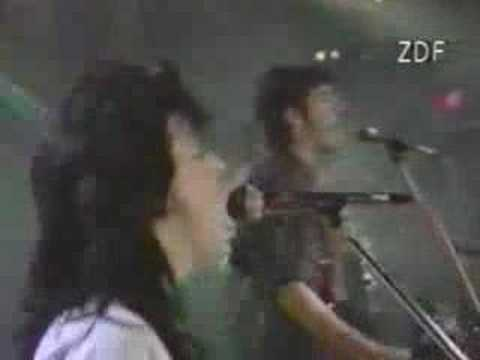 The Adventures - Send My Heart(live)