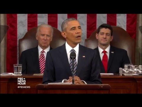PBS NewsHour Special Report: State of the Union 2016