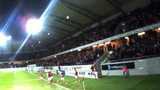 Kalmar FF-Djurgården *3-1* 11/4 2011 - Premiären av Guldfågeln Arena