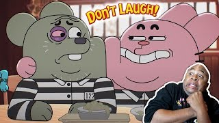 Try Not To Laugh Challenge The Best Of The Amazing World Of Gumball #9