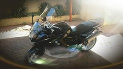 BMW F800GT - Puig Touring Screen For Wife