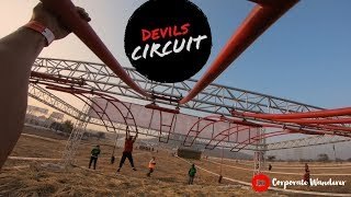 Devils Circuit - Competitive   2019   Pune   All obstacles   Toughest 5 Km obstacle course