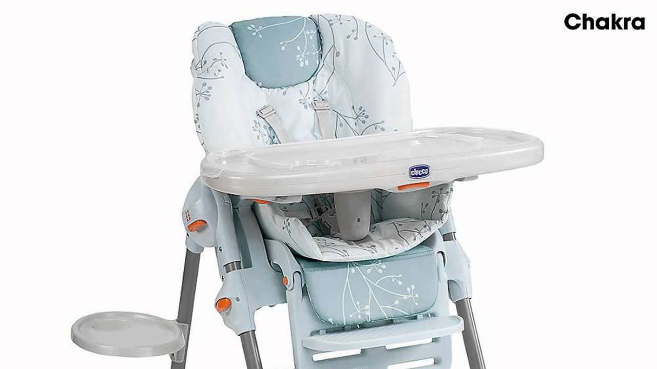 HOW TO  Replace Seat Covers on Chicco High Chairs  YouTube