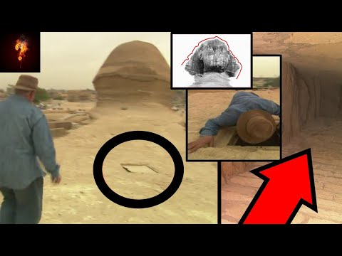 Secrets of The Great Sphinx Exposed?