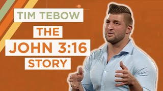 Tim Tebow | The John 3:16 Story