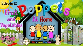 Poppets - Series 1 Episode 12 - Fruit and Vegetables