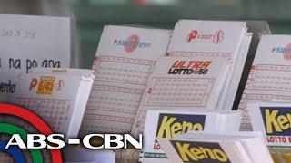 Bandila: P324-milyong UltraLotto jackpot, wala pa ring nanalo